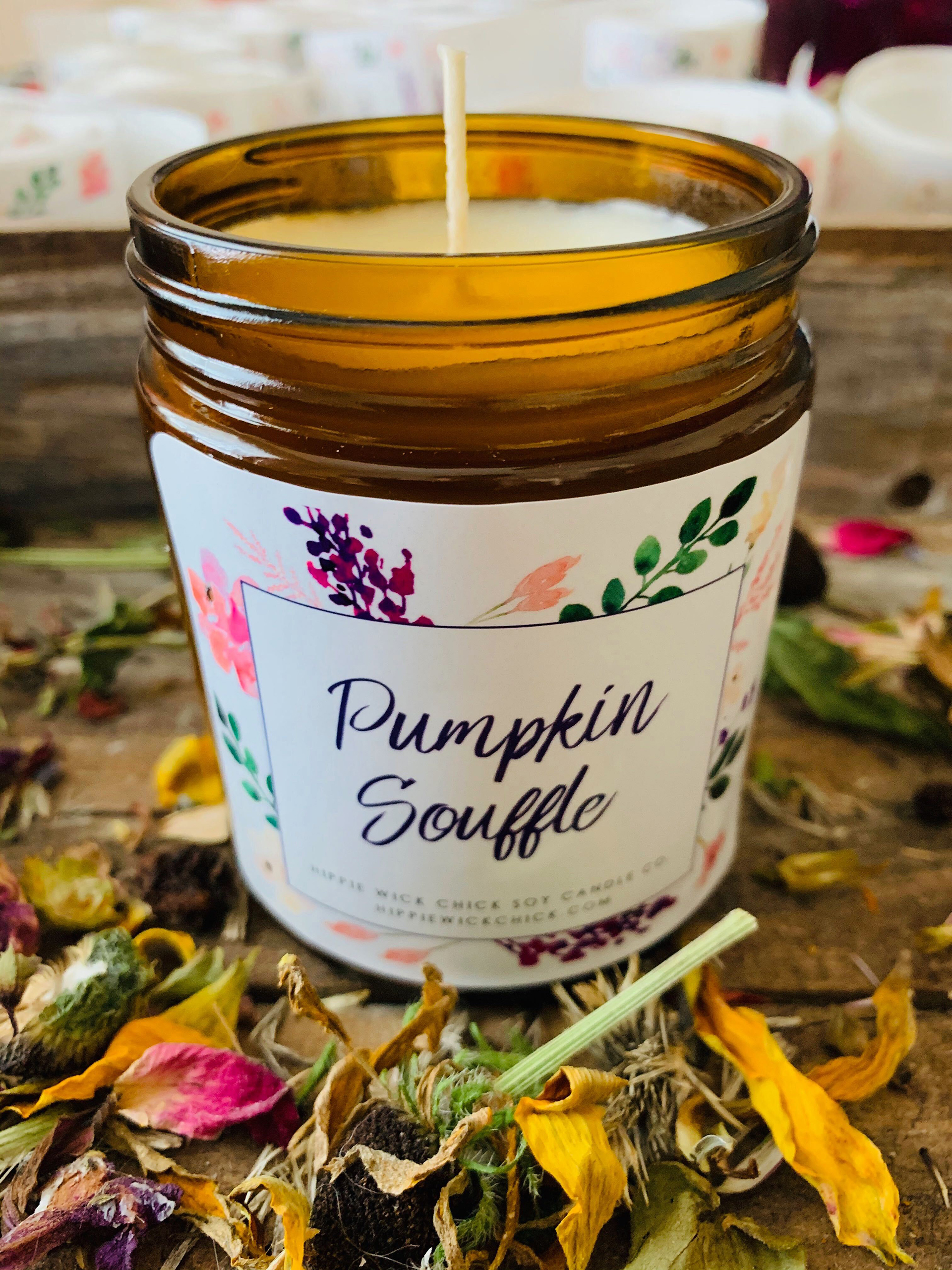 Hippie Wick Chick Fall Scents (5)